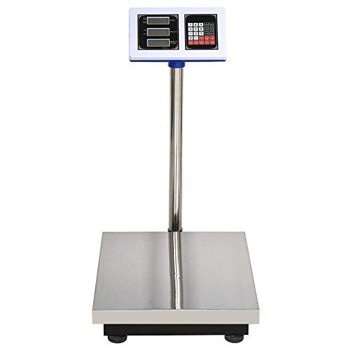 Yaheetech-660lbs-Digital-Platform-Scale-in-Silver-0