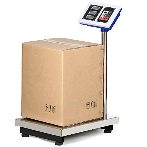 Yaheetech-660lbs-Weight-Computing-Digital-Floor-Platform-Scale-Postal-Shipping-Mailing-0