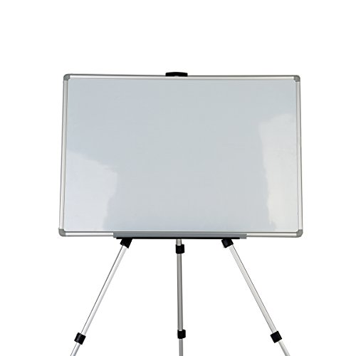 Zhidian-Aluminum-Lightweight-Telescoping-Display-Easel-Magnetic-Dry-Erase-White-Board-dry-erase-board-Silver-Finish-2719inches-0-1