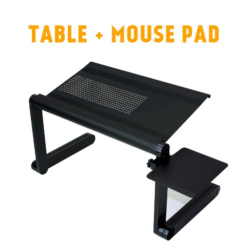iCraze-Adjustable-iPad-Laptop-Table-Laptop-Computer-Desk-Portable-Bed-Tray-Book-Stand-Multifuctional-Ergonomics-Design-0
