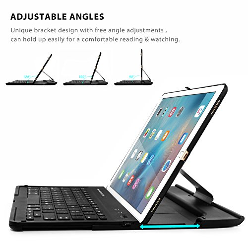 iPad-Pro-129-Keyboard-Case-Swees-Detachable-Wireless-Bluetooth-Keyboard-78-Key-QWERTY-Layout-Case-Cover-with-360-Degree-Rotation-and-Auto-SleepWake-for-Apple-iPad-Pro-129-inch-0-1