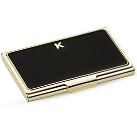 kate-spade-new-york-Initial-Business-Card-Holders-K-Black-0-0