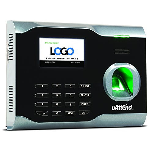 uAttend-BN6500-Wi-Fi-Biometric-Fingerprint-Time-Clock-0-1