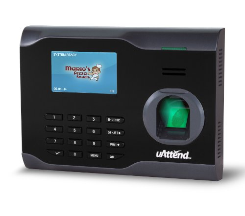 uAttend-BN6500-Wi-Fi-Biometric-Fingerprint-Time-Clock-0